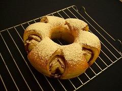 りんごリングパン